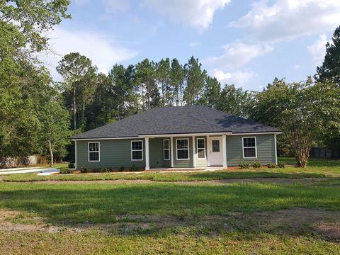 jacksonville south middleburg fl new homes for sale