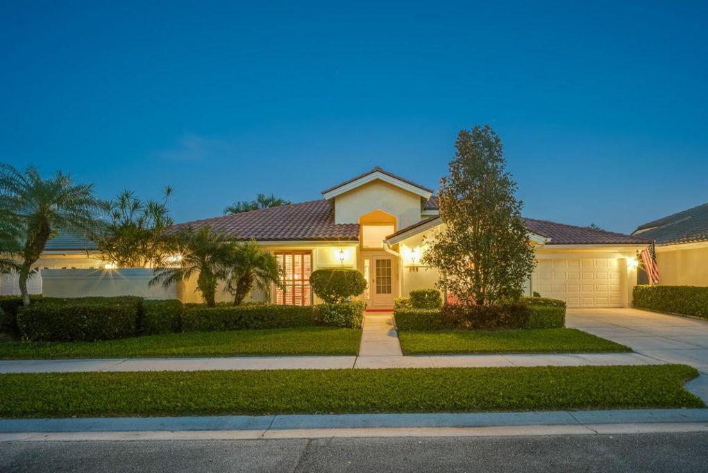 349 Eagleton Golf Dr, Palm Beach Gardens, FL 33418