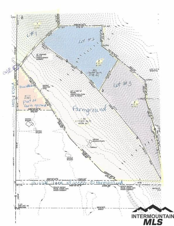 Melba Idaho Map.Hill Rd Lot 2 Melba Id 83641 Land For Sale And Real Estate