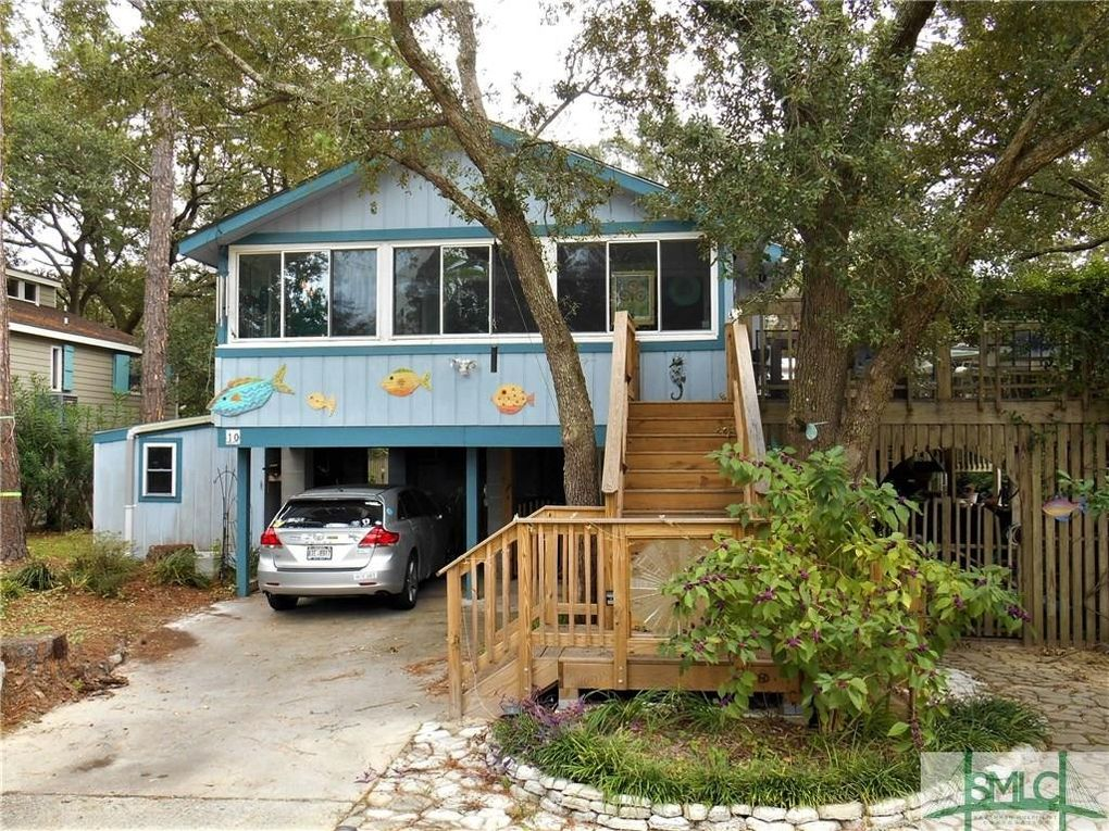 10 Carpenter Rd, Tybee Island, GA 31328