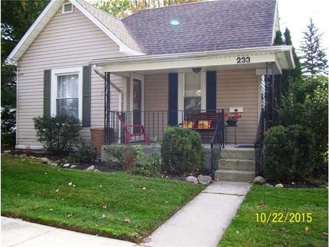 233 W Evers Ave, Bowling Green, OH 43402