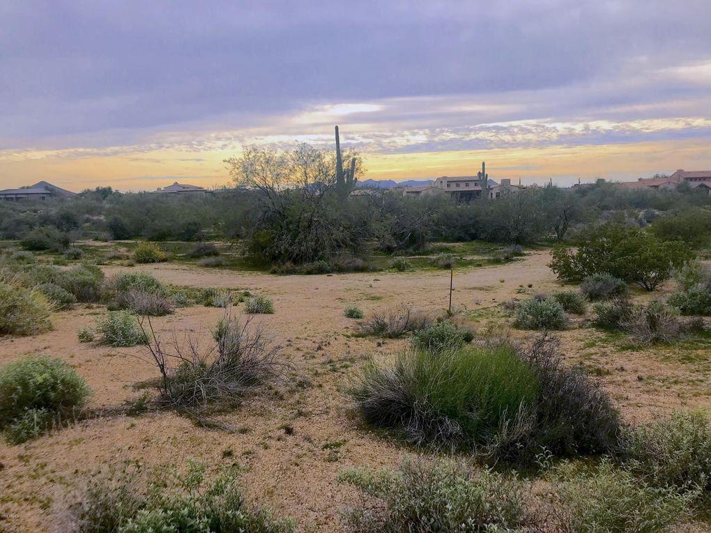 8430 E Smokehouse Trl Lot 2 Scottsdale Az 85266 Land For Sale