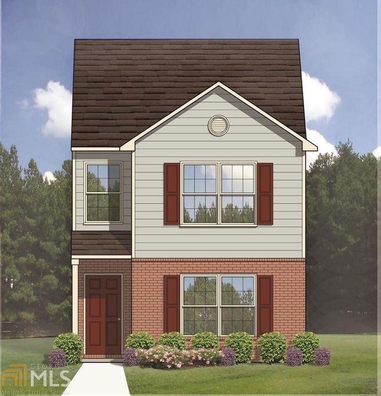 1525 Hydrangea Ln Unit 93, McDonough, GA 30253