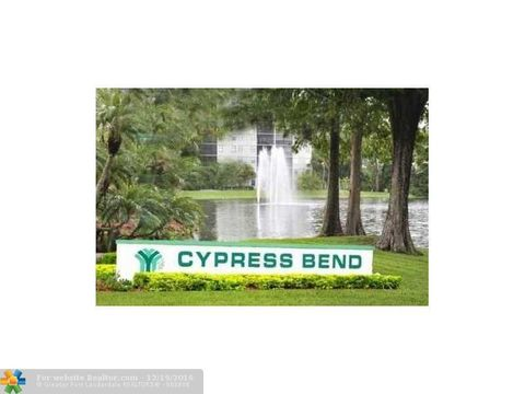 2304 S Cypress Bend Dr Apt 111, Pompano Beach, FL 33069