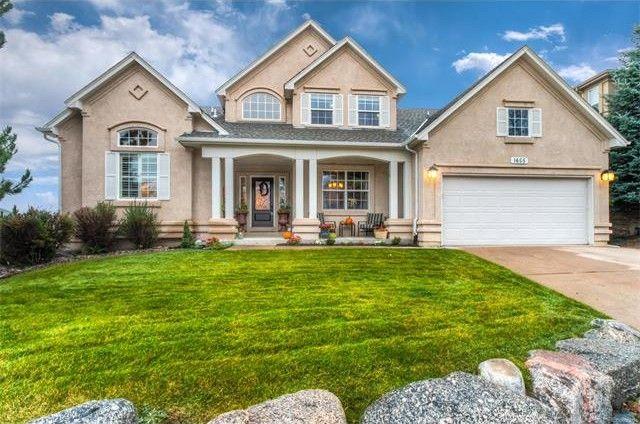 1655 Colgate Dr Colorado Springs Co 80918 Home For