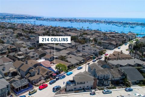 214 Collins Ave, Newport Beach, CA 92662