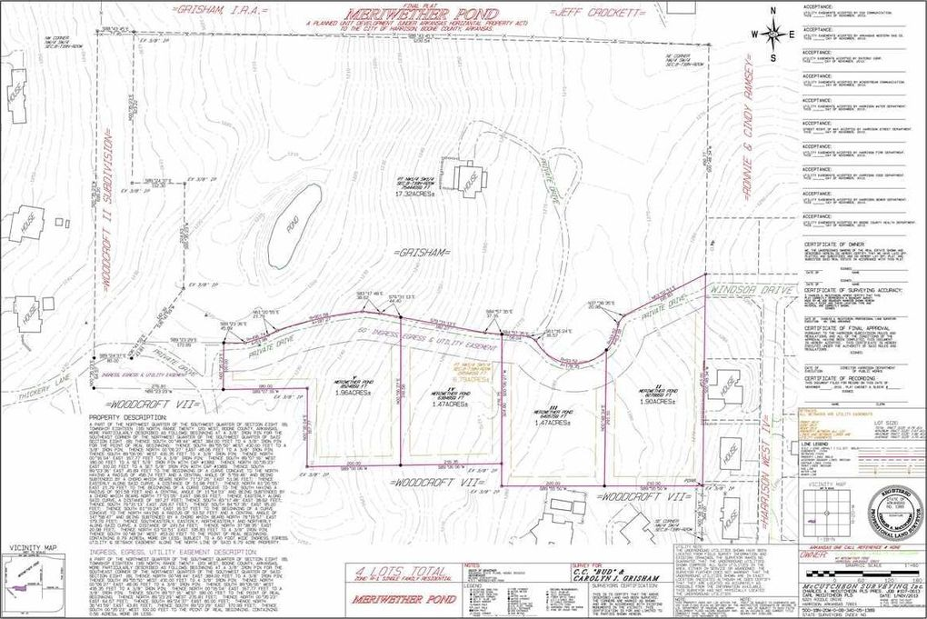 3 Meriwether Pond, Harrison, AR 72601 - Land For Sale and Real ...