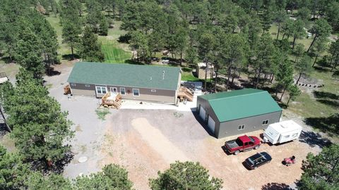 154 Nester Rd, Upton, WY 82730