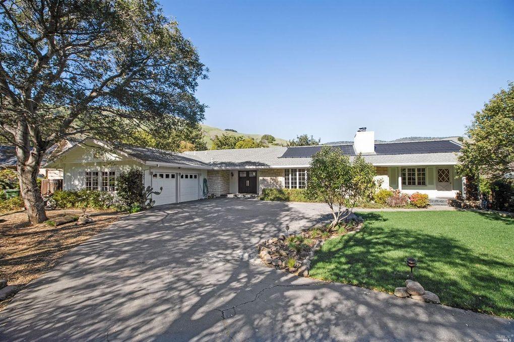 Home For Sale San Anselmo