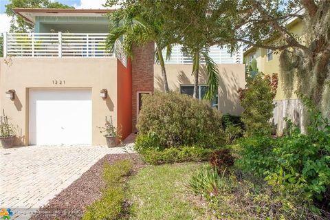 Photo of 1221 Ne 11th Ave, Fort Lauderdale, FL 33304