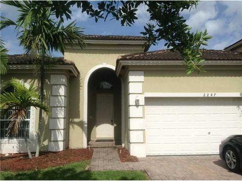 2247 Portofino Ave, Homestead, FL 33033