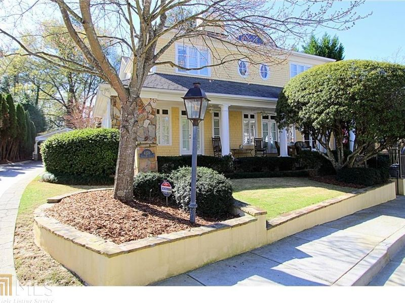 4270 ne olde mill ln atlanta ga 30342 home for sale and real estate listing