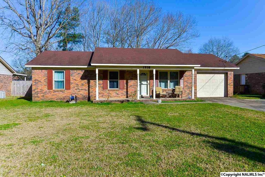 1716 Saginaw Ln Sw, Decatur, AL 35603