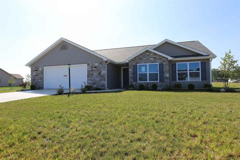 12188 Cantle Pl, Grabill, IN 46741