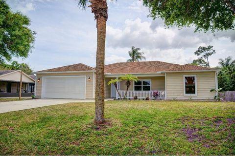 Homes For Sale In Lakewood Park Fort Pierce Fl