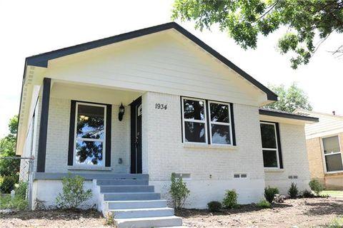 Photo of 1934 Berwick Ave, Dallas, TX 75203