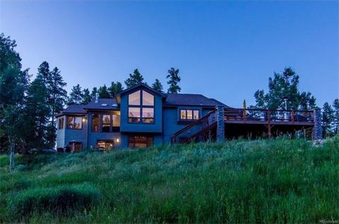 27443 Mountain Brook Dr, Conifer, CO 80433
