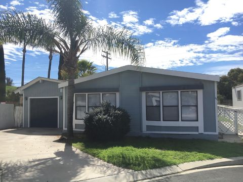 1638 Calavo Rd Spc 44 Fallbrook CA 92028 Brokered By Pacific Manufactured Homes