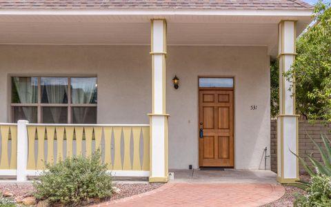 531 S 3rd Ave Tucson AZ 85701