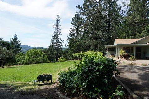 558 Community Hall Ln, Saint Helena, CA 94574