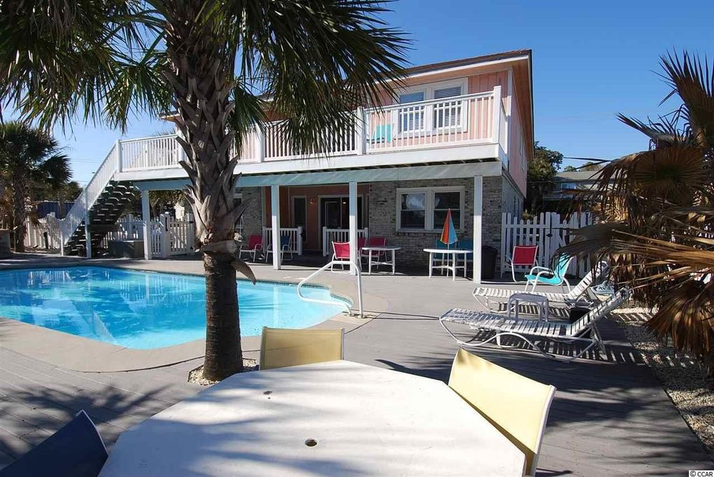 Homes For Sale In Myrtle Beach On The Ocean