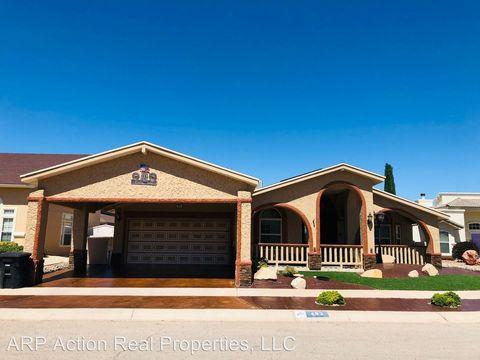 Photo of 493 Horizon Heights Cir, Horizon City, TX 79928