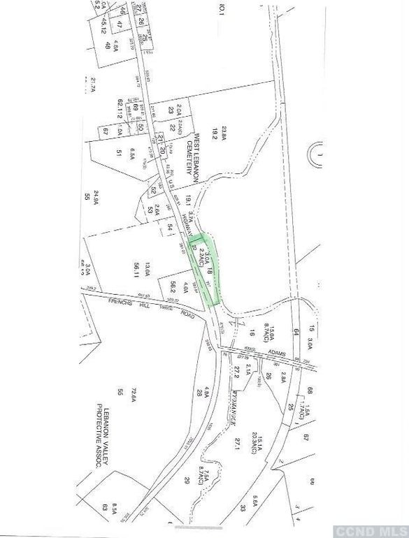 Us Route 20, New Lebanon, NY 12125 - Land For Sale and Real Estate ...