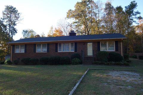 157 Ridgecrest Dr, Warrenton, NC 27589