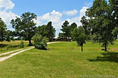 Photo of 1554 N 4020 Rd, Boswell, OK 74727
