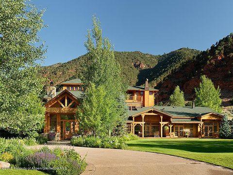 1621 Lower River Rd, Snowmass, CO 81654