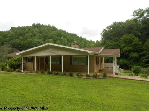2567 Big Elk Rd, Wallace, WV 26448