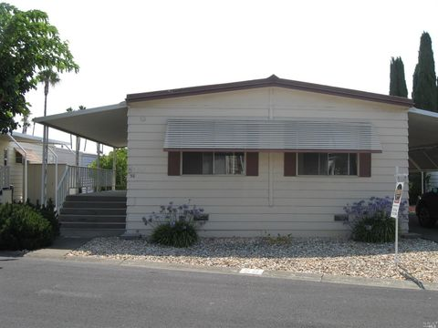 Mobile Homes For Sale Benicia Ca