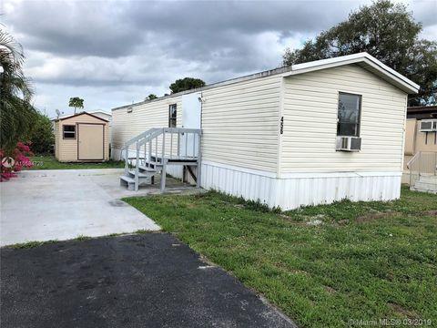 Fort Lauderdale Fl Mobile Manufactured Homes For Sale Realtorcom