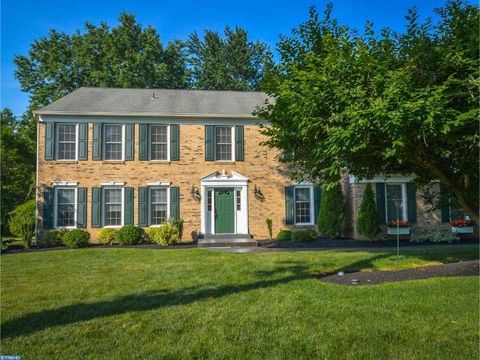 1552 Revere Rd, Yardley, PA 19067