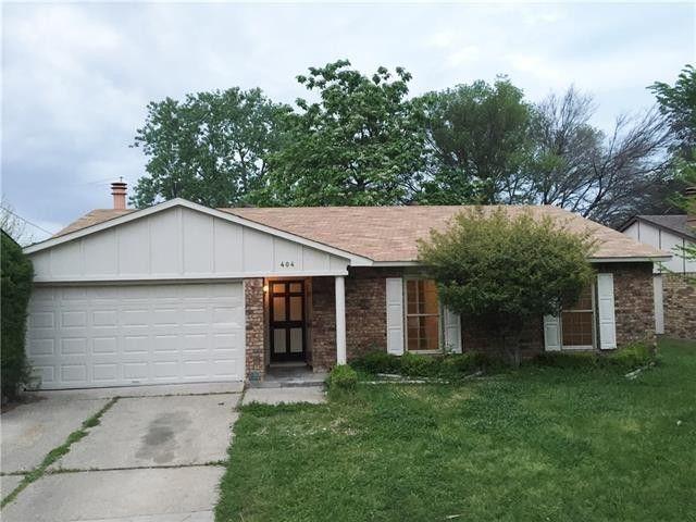 404 Woodcrest Way Forney, TX 75126