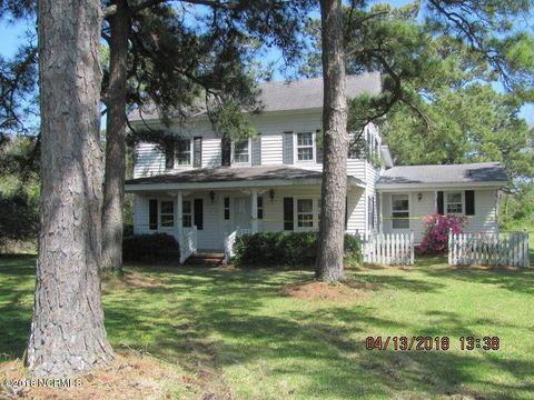 185 Polly Way Ln, Marshallberg, NC 28553