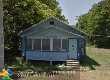 Photo of 1815 E Main St, Pahokee, FL 33476