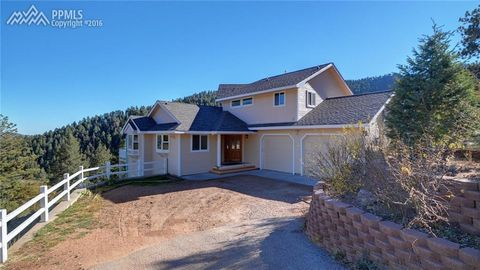 544 Canyon Rd, Woodland Park, CO 80863
