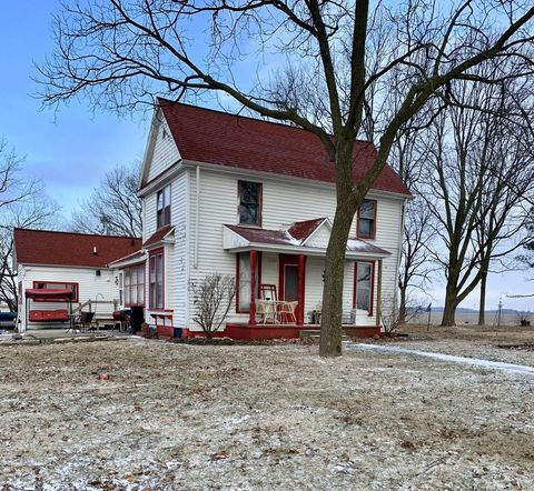 Photo of 12146 N 90 East Rd, Homer, IL 61849