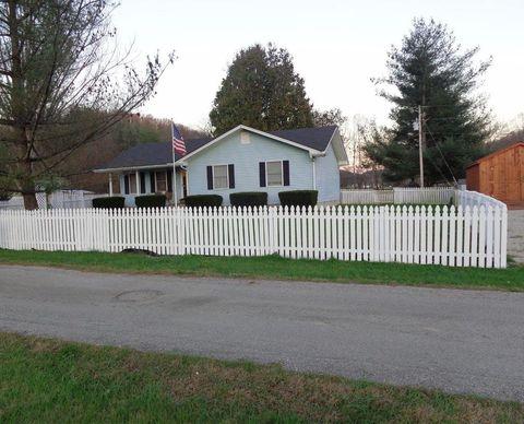 78 Major Wilhoit Rd, Frenchburg, KY 40322