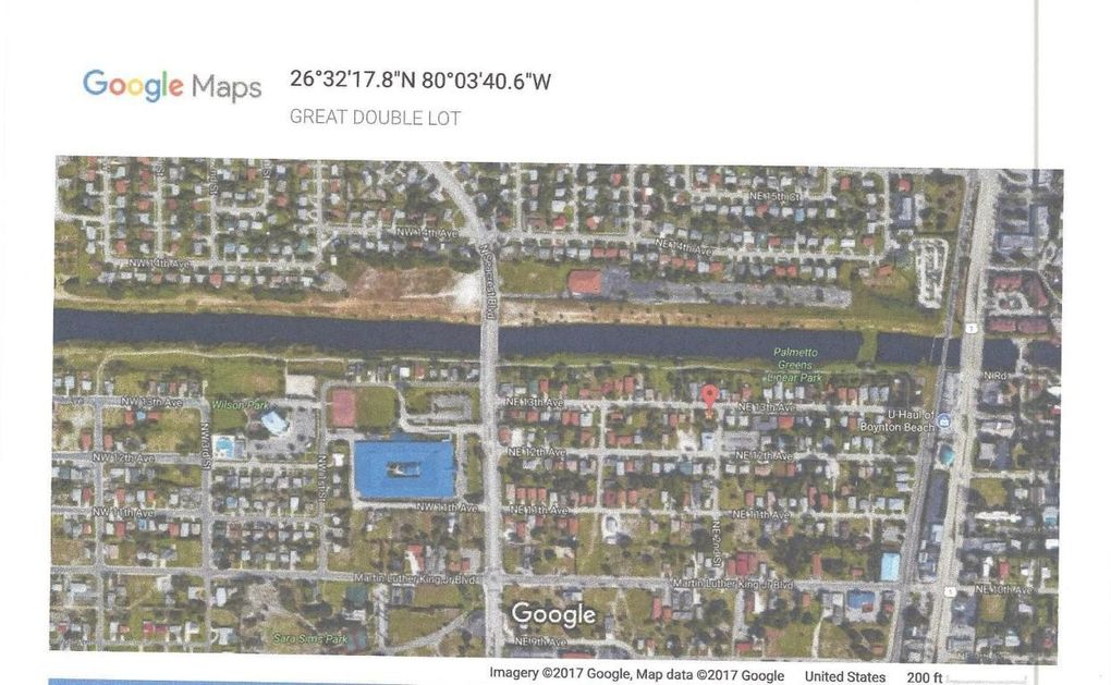 240 Ne 13th Ave Boynton Beach FL 33435 Land For Sale and Real