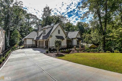 488 Twin Springs Rd Nw Atlanta GA 30327