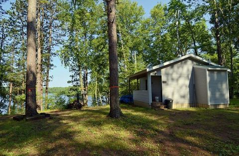 Photo of 5102 W State Highway 77 Unit 2, Clam Lake, WI 54517