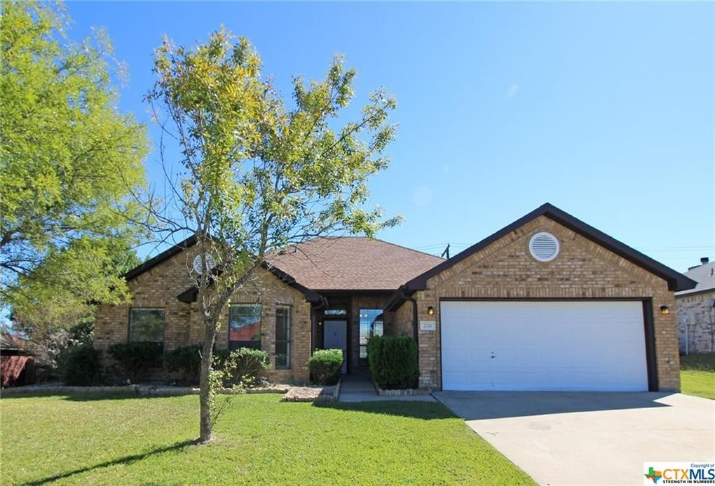 2211 Creek Dr, Harker Heights, TX 76548