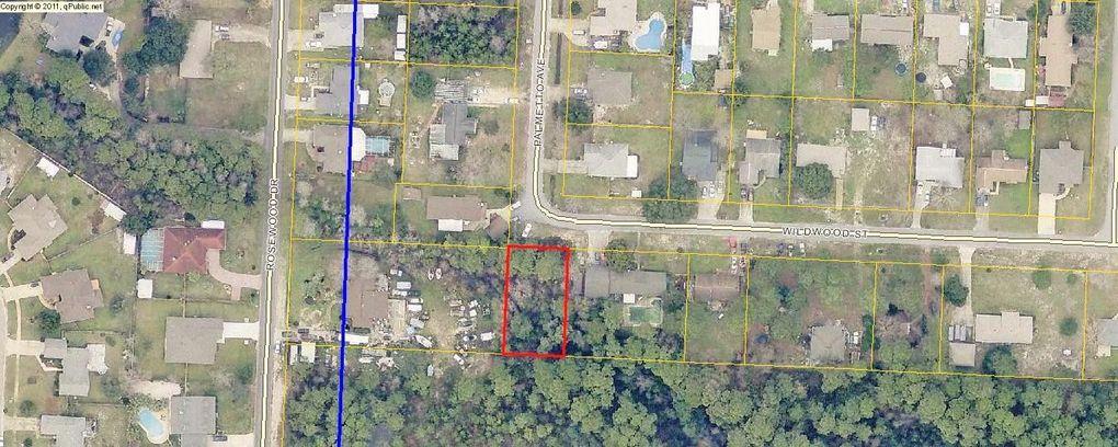 Map Of Mary Esther Florida.Wildwood Lot 19 Mary Esther Fl 32569 Realtor Com