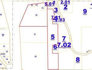 Hwy 45 S/county Rd # 814, Verona, MS 38879