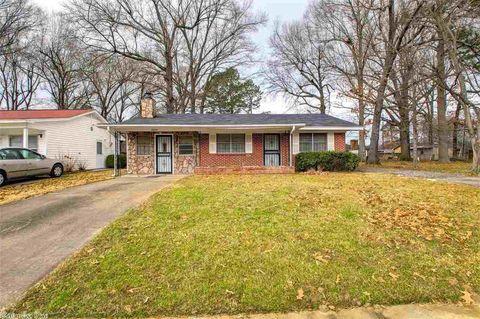 3404 S Virginia St, Pine Bluff, AR 71601