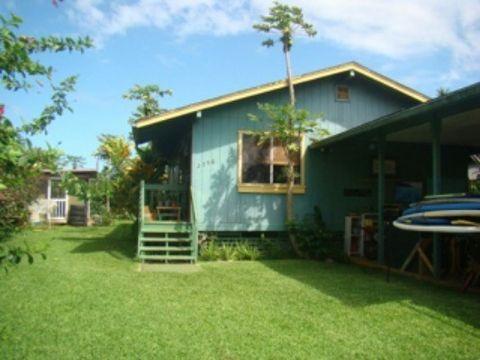 2396 Kamalii St, Kilauea, HI 96754