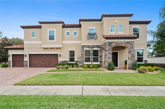 New Home For Sale In Apopka Florida