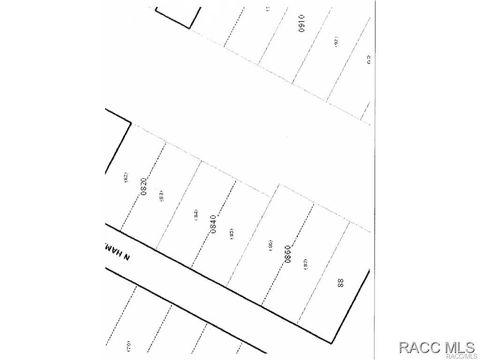 7865 N Hamilton Rd, Dunnellon, FL 34433